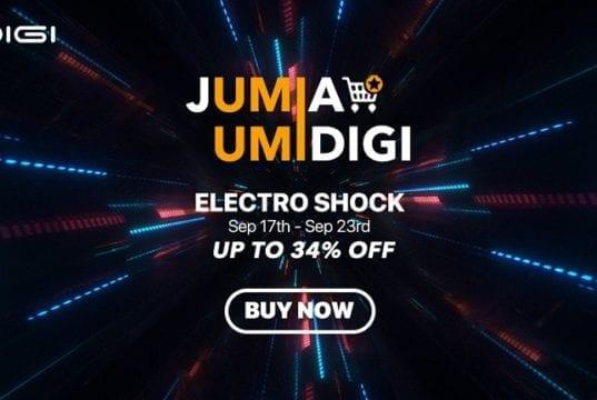 Umidigi Deals on Jumia ElectroShock