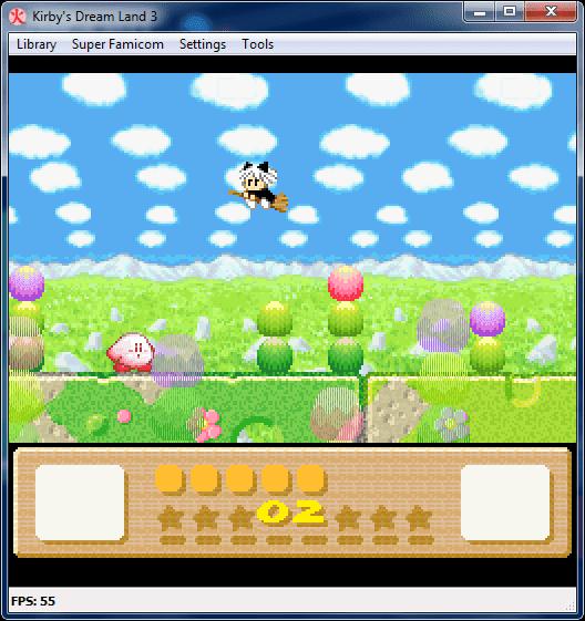 Higan GBA Emulator