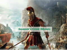 PS4 Titles - Assassin's Creed Odyssey - PS4 Pro Titles