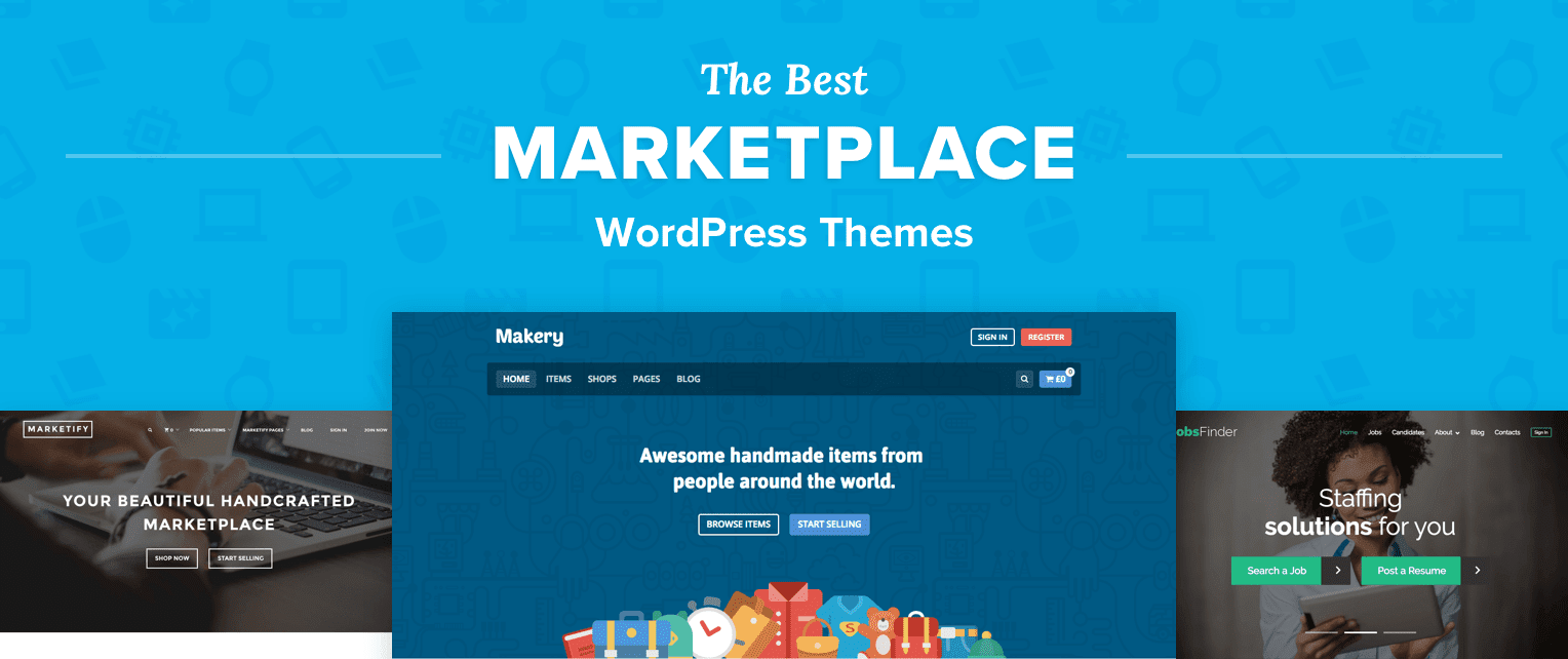 Best Marketplaces for WordPress Themes and Templates