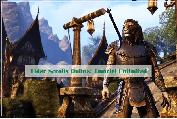 Elder Scrolls Online - Tamriel Unlimited