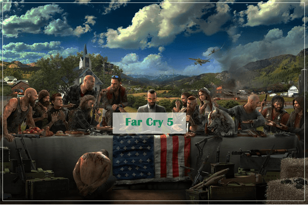 Far Cry 5 - PS4 4K Titles