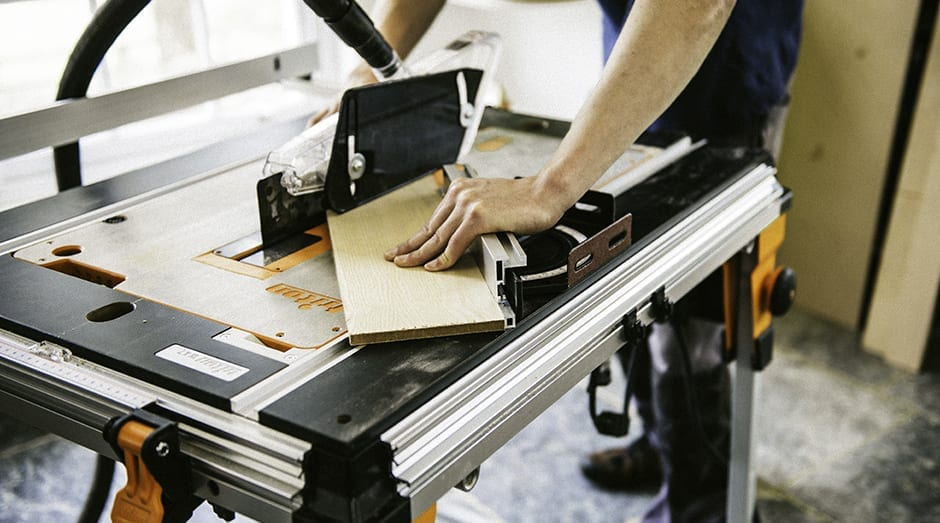 Advanced Mechanical Table Saws