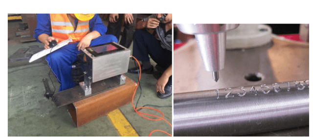 Latest Innovations in Metal Marking Equipment
