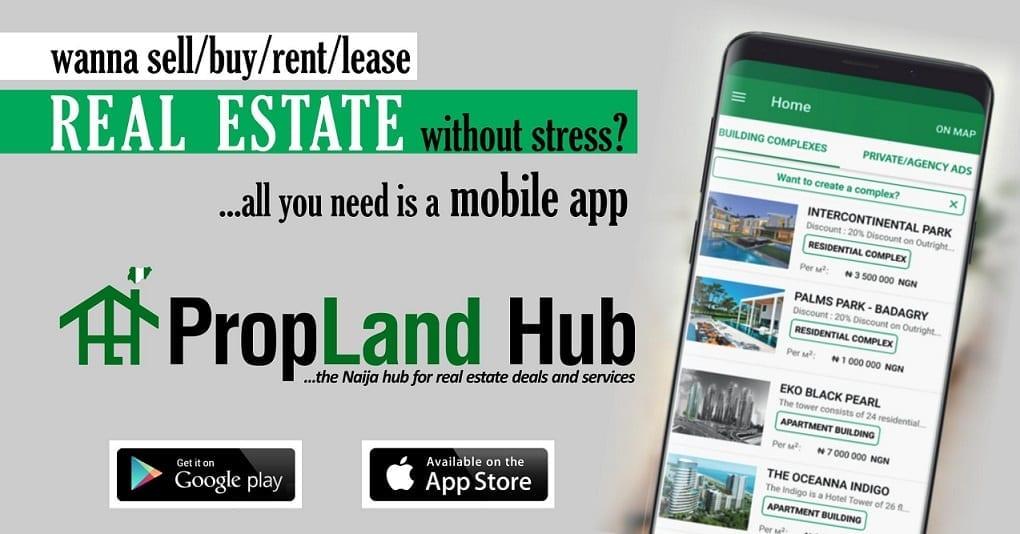 Download PropLand Hub