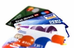 Credit or Debit Cards