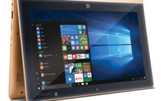 iBall CompBook i360 FHD Pro 11.6
