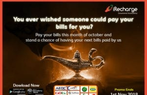 Get Free Prepaid/Postpaid Electricity