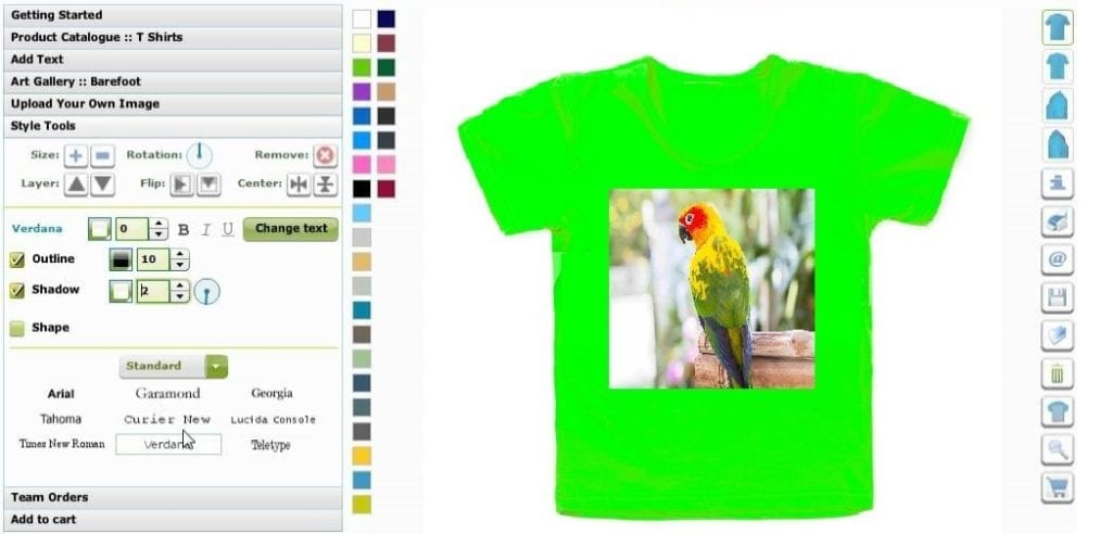 How to Start Successful Online T-Shirt Business with T-Shirt Designer Software