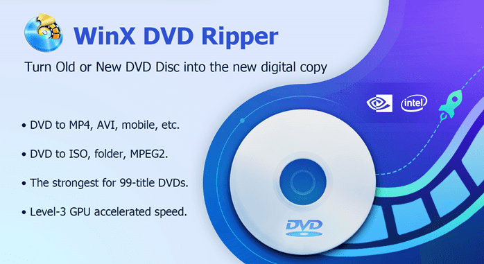 5 Reasons Why WinX is the Best DVD Ripping Software 2019