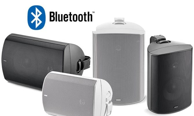 Most versatile option Bluetooth speakers