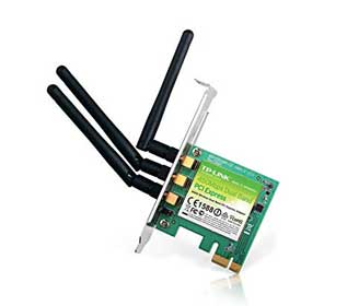 PCI-E WiFi Card