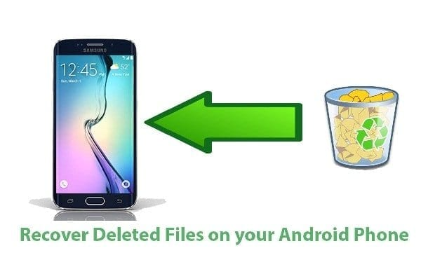 Loss Data On Android Phone