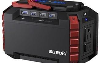 Suaoki S270 150Wh Portable Power Station