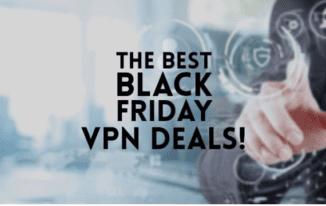 Best Black Friday VPN Deals