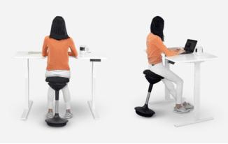 ErgoStool - Best Office Chair Under $100