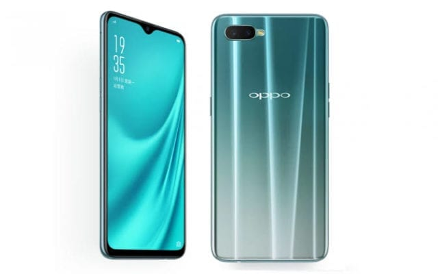 Oppo R15X