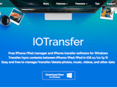 IOTransfer : All about managing photos and files on your iPhone