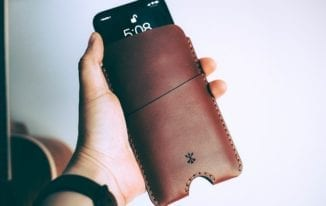 Leather Phone Case