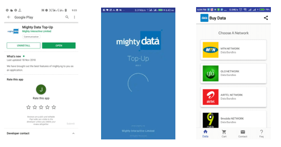 Mighty Data Nigeria