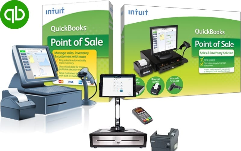 Business made easy with Quickbooks PoS - Nigeria Technology Guide