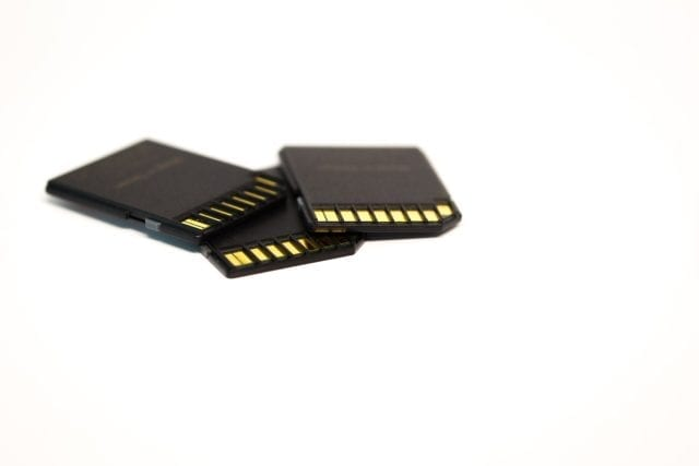 Memory Cards / SD Cards