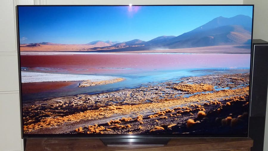 Sony A8F OLED TV