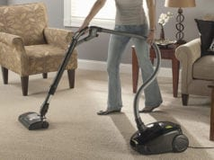 vacuum cleaning product for home
