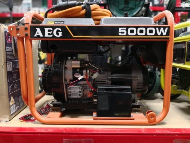 Fuel Efficient Small Generators