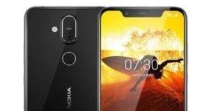 Nokia 8.1 specifications