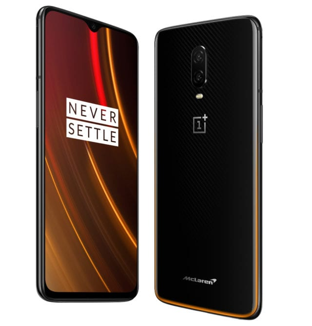 Oneplus 6t Mclaren Edition Could Take Pole Position With: OnePlus 6T McLaren Specs And Price