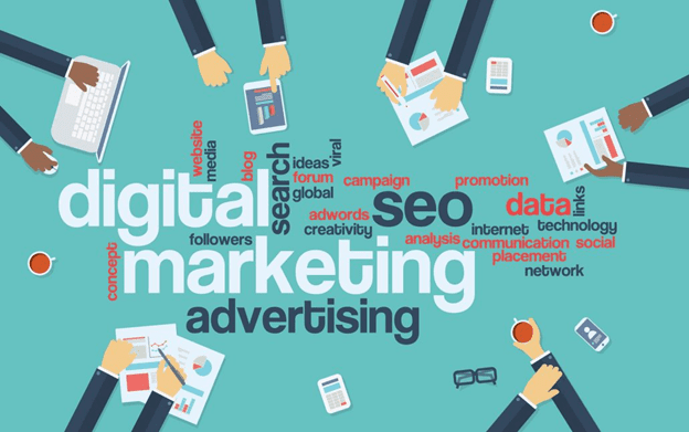 Different Campaign Plans on Digital Marketing and SEO Process