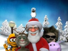 Talking Santa for your iPhone this Christmas