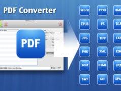Best 5 PDF Converters