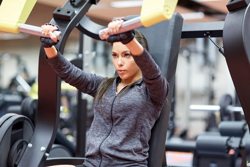 Chest Press Multi Gym