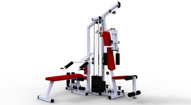 Home Multi Gym - Best Multi Gym Workout Exercises