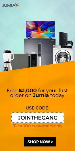 1000 Naira Discount from Jumia