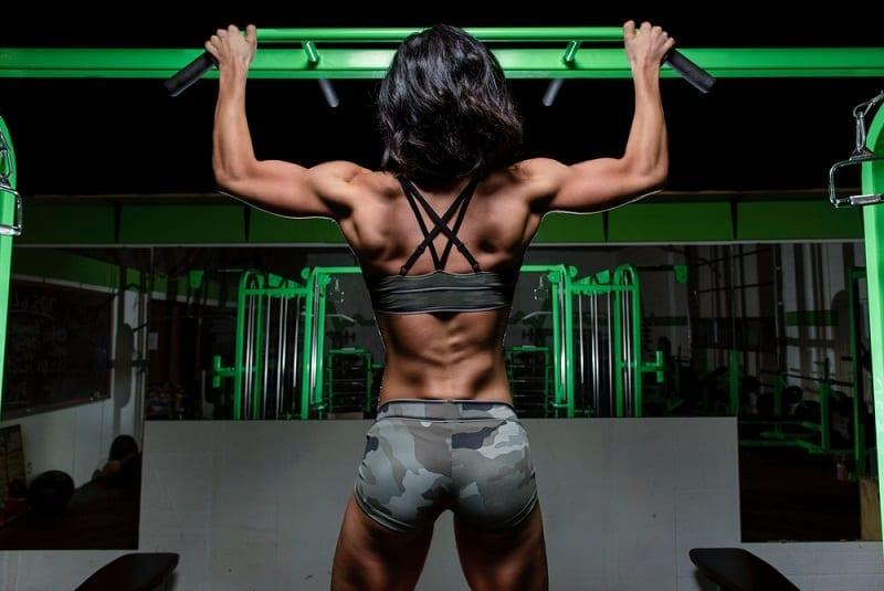Pull ups Multi Gym