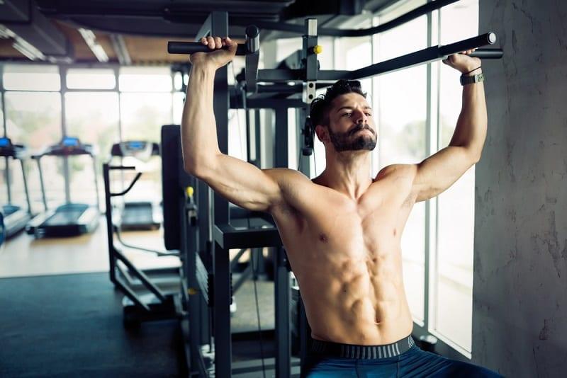 Shoulder Press Multi Gym