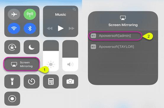 APowerMirror iOS