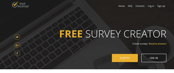 Free Survey Creation on Poll Animal