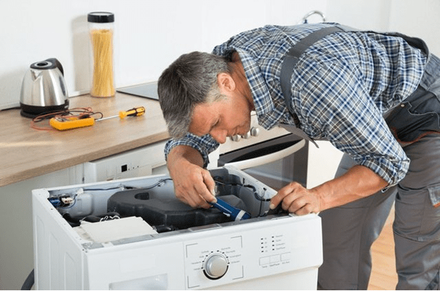 Electric Stove Repair