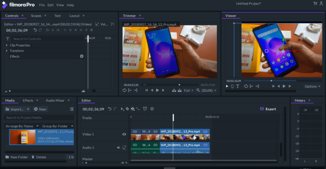 Filmora Pro Review - Easy to use Software for Professional Video Editing