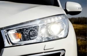 How to change a Car's headlights bulb