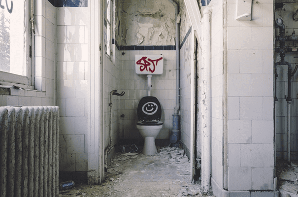 High Tech Toilets