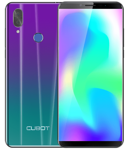 Cubot X19