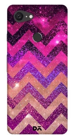 Arts Chevron Water Galaxy Case Cover