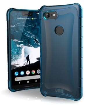 UAG Plyo Protective Case – Glacier Blue for Google Pixel 3