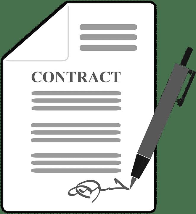 Contractual deals