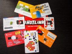 Buying SIM Cards